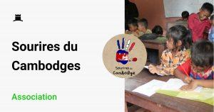 partner association sourires du cambodge